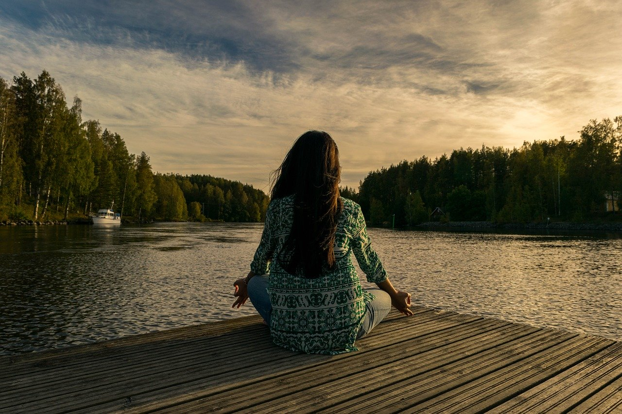 meditate to keep your mind fit & active